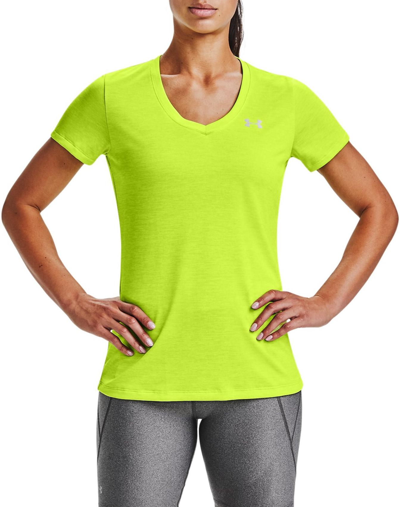 Magliette Under Armour Tech SSV - Twist