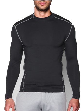 Magliette a maniche lunghe Under Armour UA CG ARMOUR MOCK