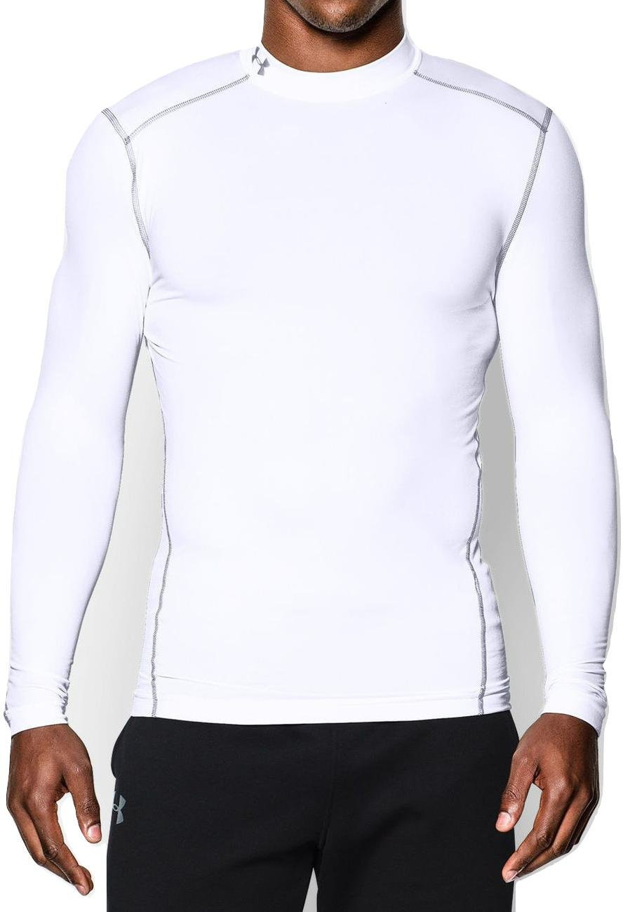 Magliette compresse Under Armour UA CG ARMOUR MOCK