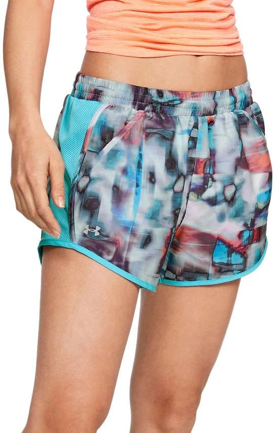 Pantaloncini Under Armour Fly By Printed Short