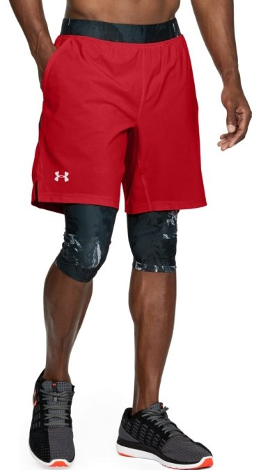 Pantaloncini Under Armour LAUNCH SW LONG SHORT
