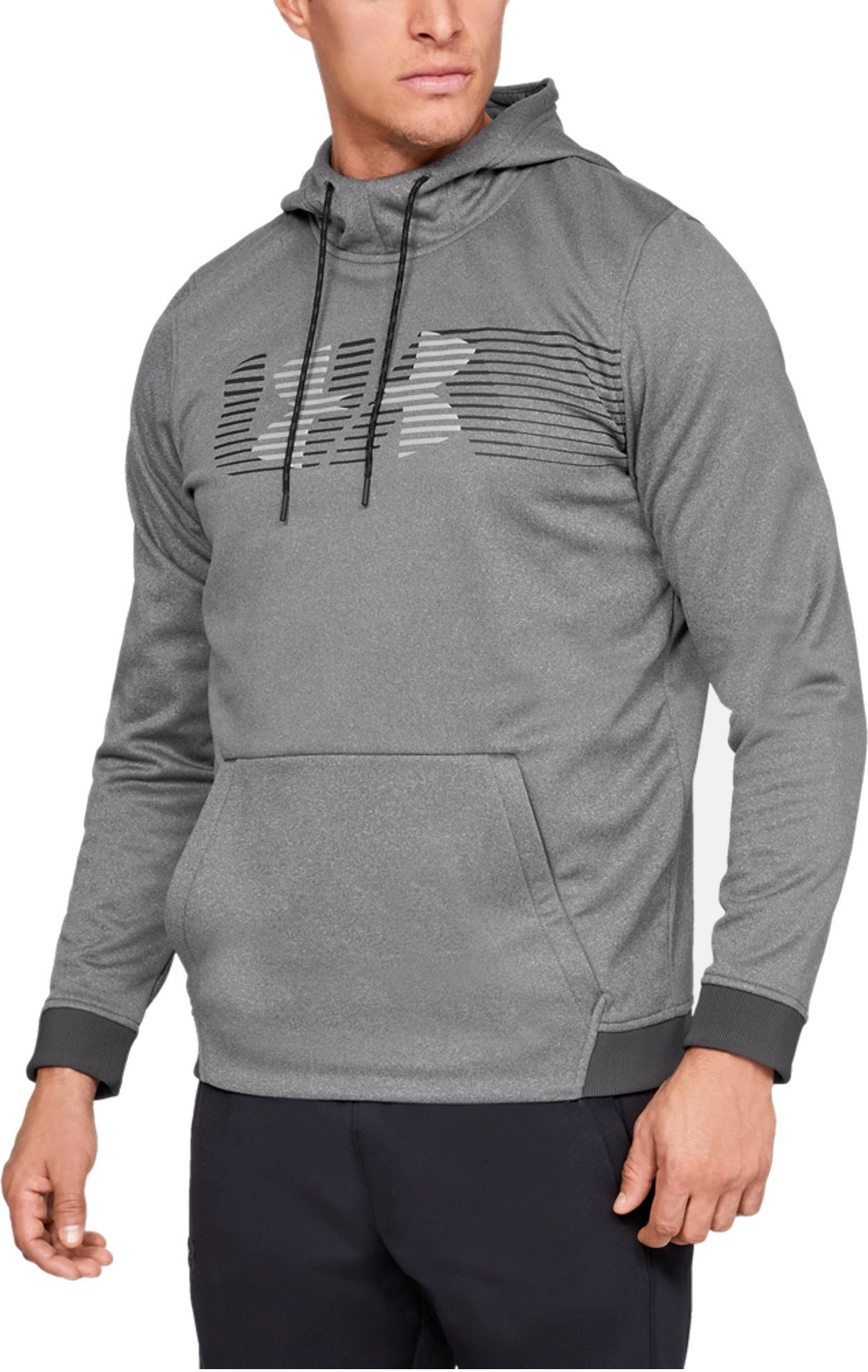 Felpe con cappuccio Under Armour ARMOUR FLEECE SPECTRUM PO HOODIE