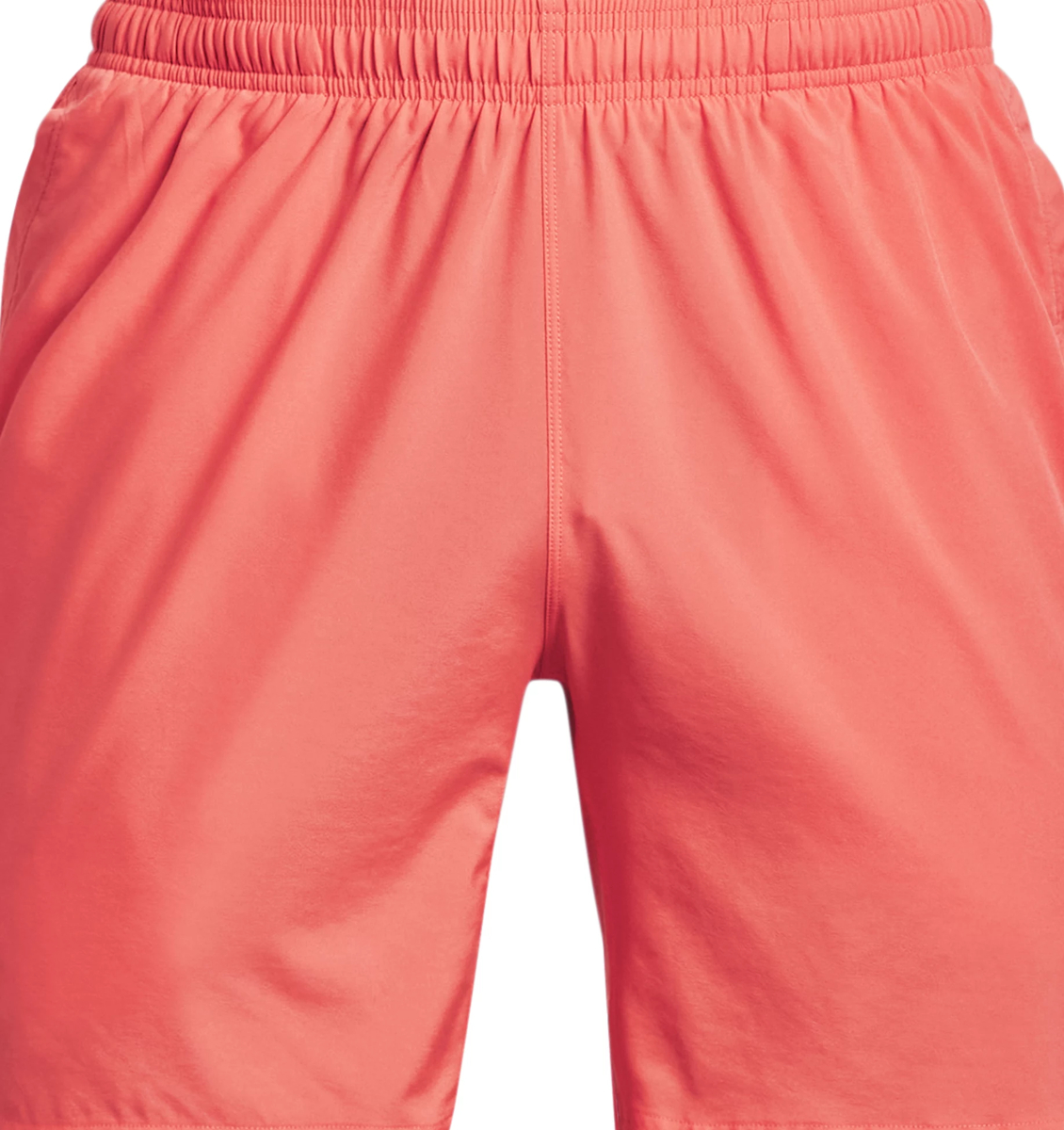Pantaloncini Under Armour UA SPEED STRIDE 7 RUN SHORT-RED