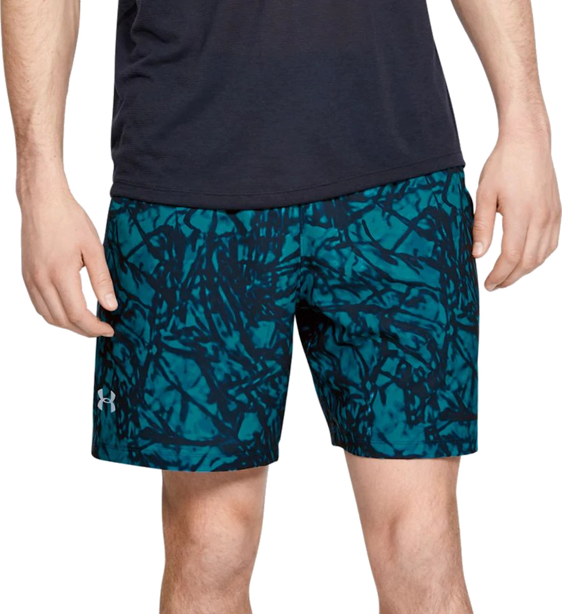 Pantaloncini Under Armour UA LAUNCH SW 7'' PRINTED SHORT