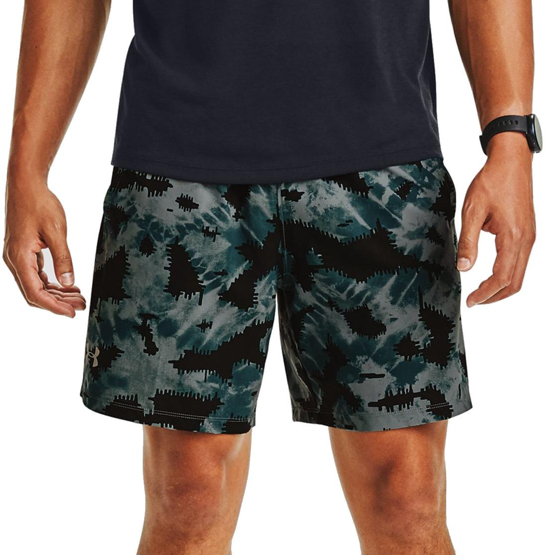Pantaloncini Under Armour UA LAUNCH SW 7 PRINTED SHORT
