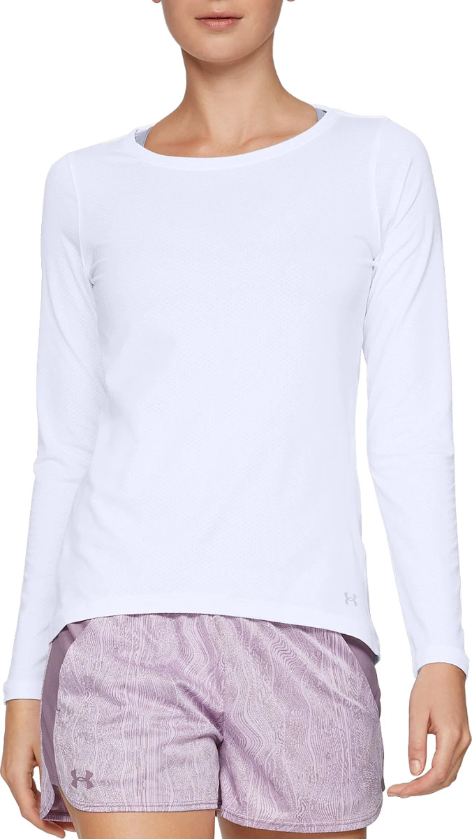 Magliette a maniche lunghe Under Armour UA HG Armour Long Sleeve