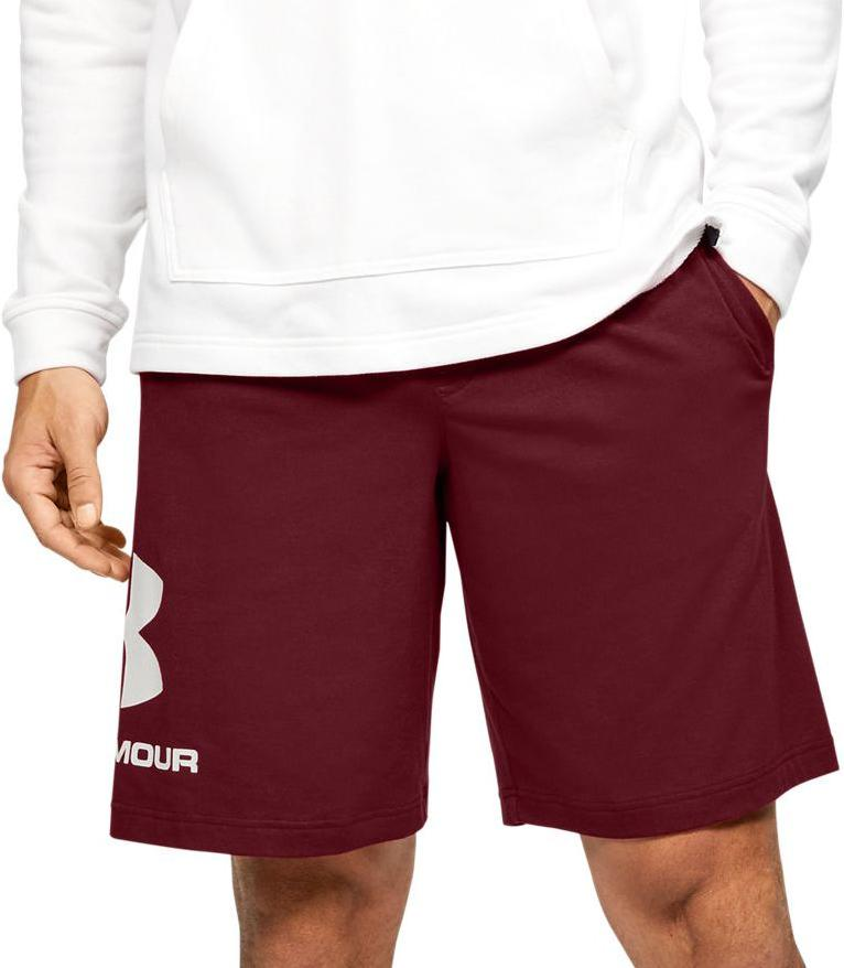 Pantaloncini Under Armour SPORTSTYLE COTTON GRAPHIC SHORT