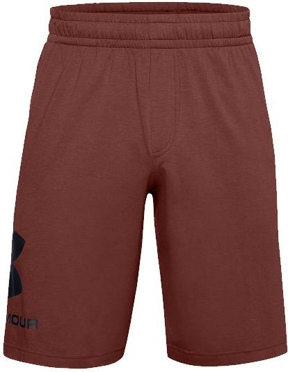 Pantaloncini Under Armour UA COTTON BIG LOGO SHORTS
