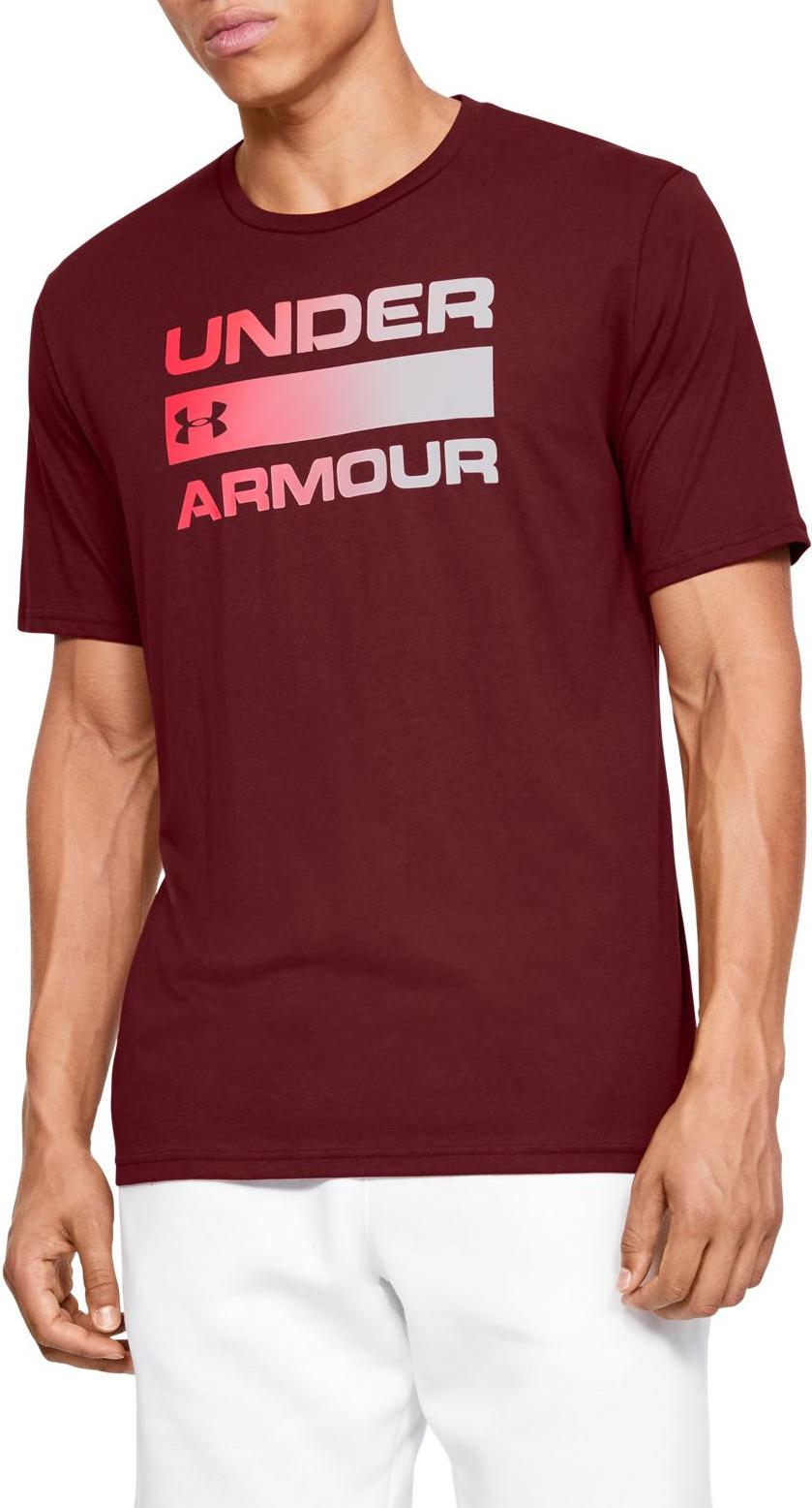 Magliette Under Armour UA TEAM ISSUE WORDMARK SS