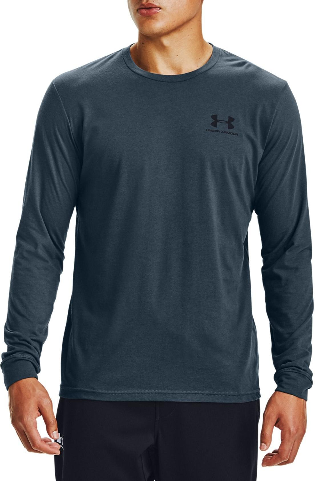 Magliette Under Armour UA SPORTSTYLE LEFT CHEST LS