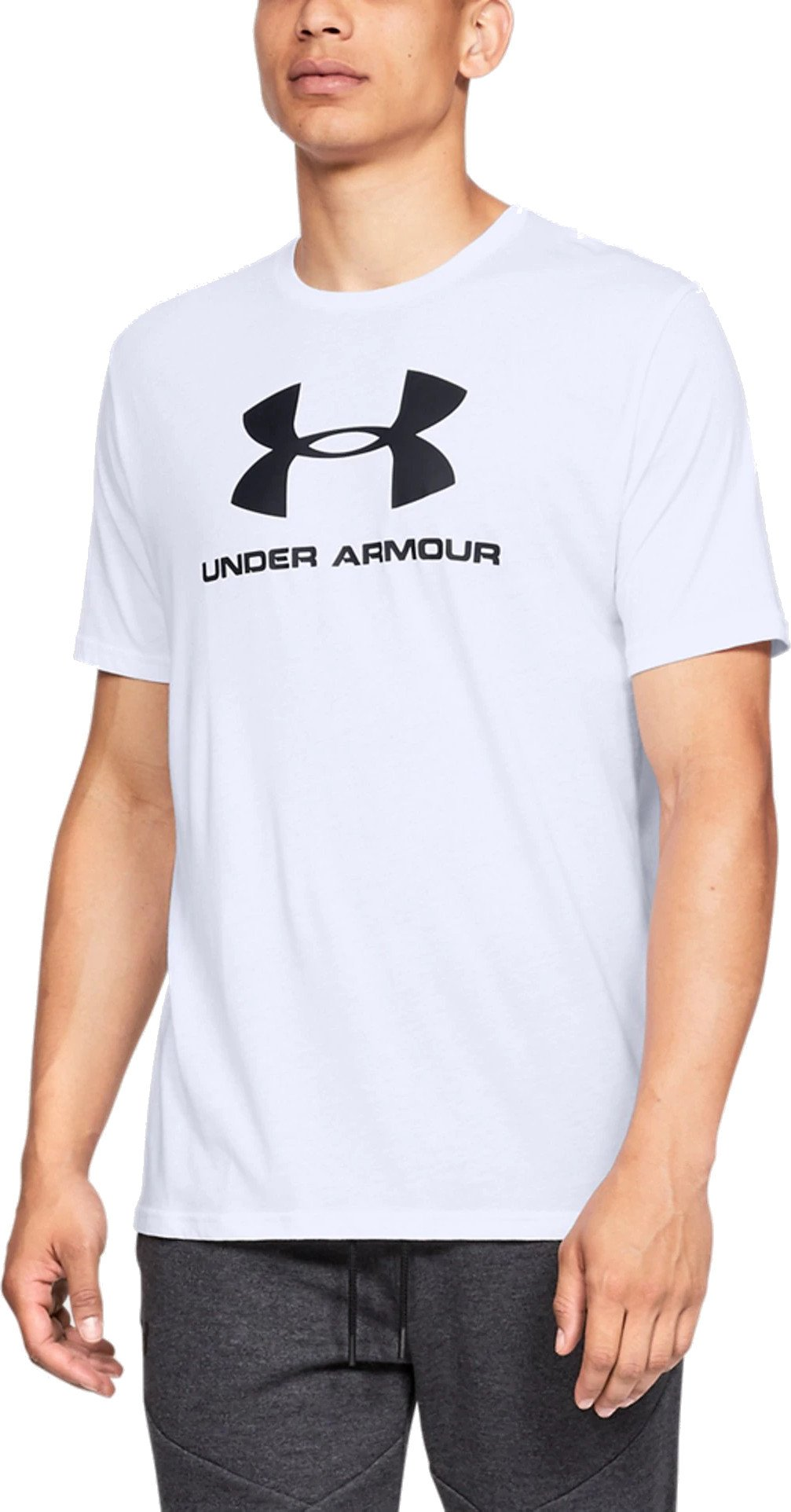 Magliette Under Armour UA SPORTSTYLE LOGO SS