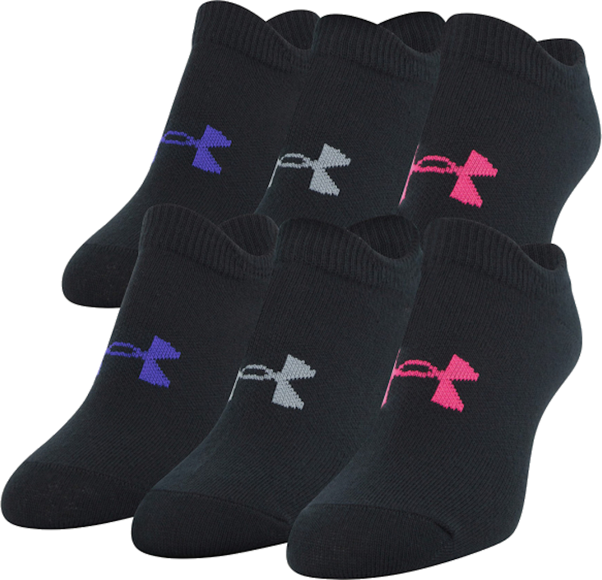 Calze Under Armour UA Girl s Essential NS