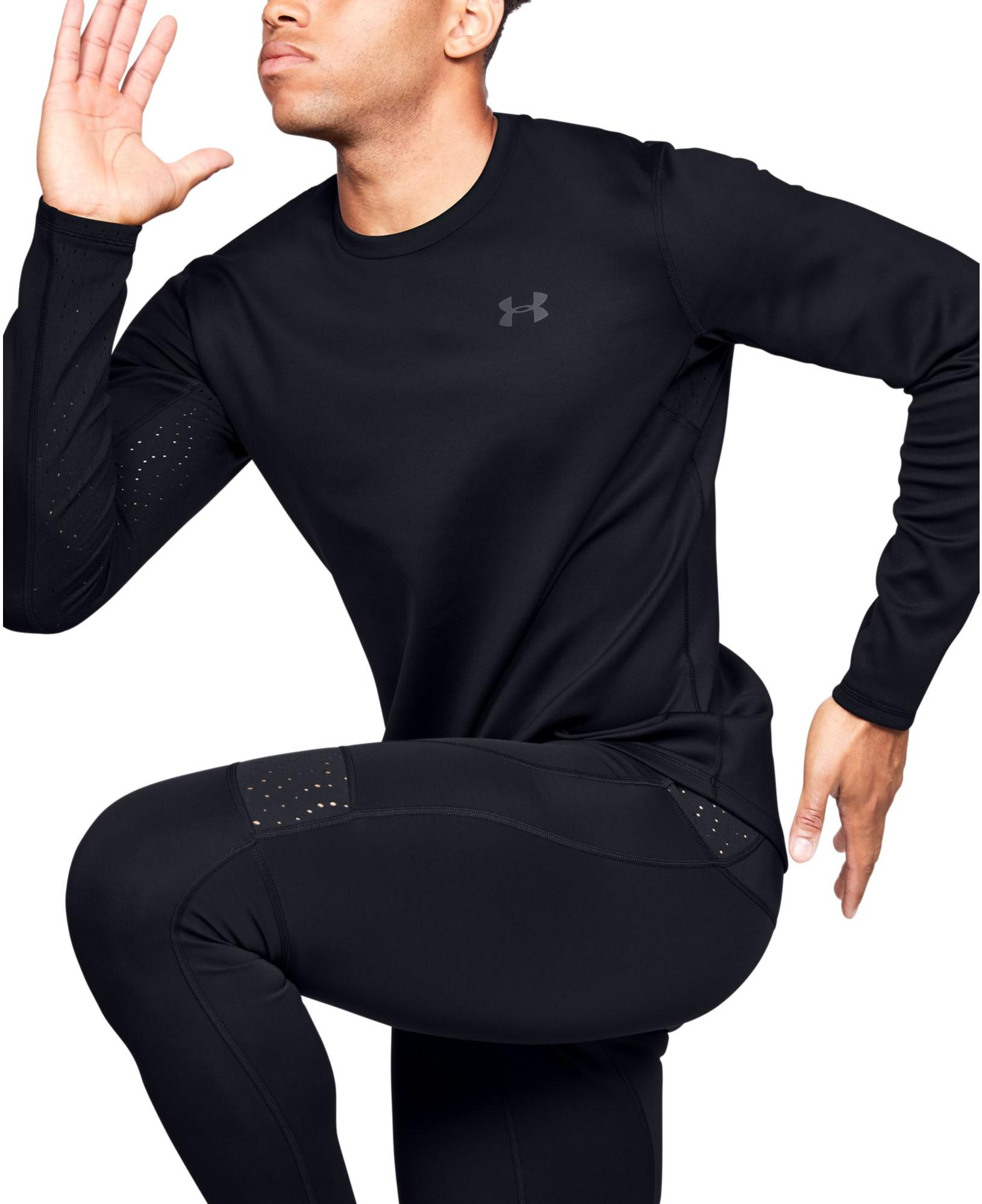 Magliette a maniche lunghe Under Armour UA QUALIFIER COLDGEAR LS