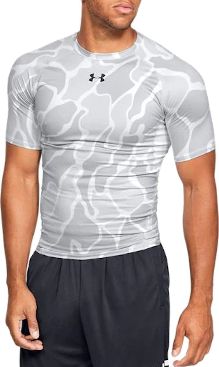 Magliette compresse Under Armour UA ARMOUR HG Print SS