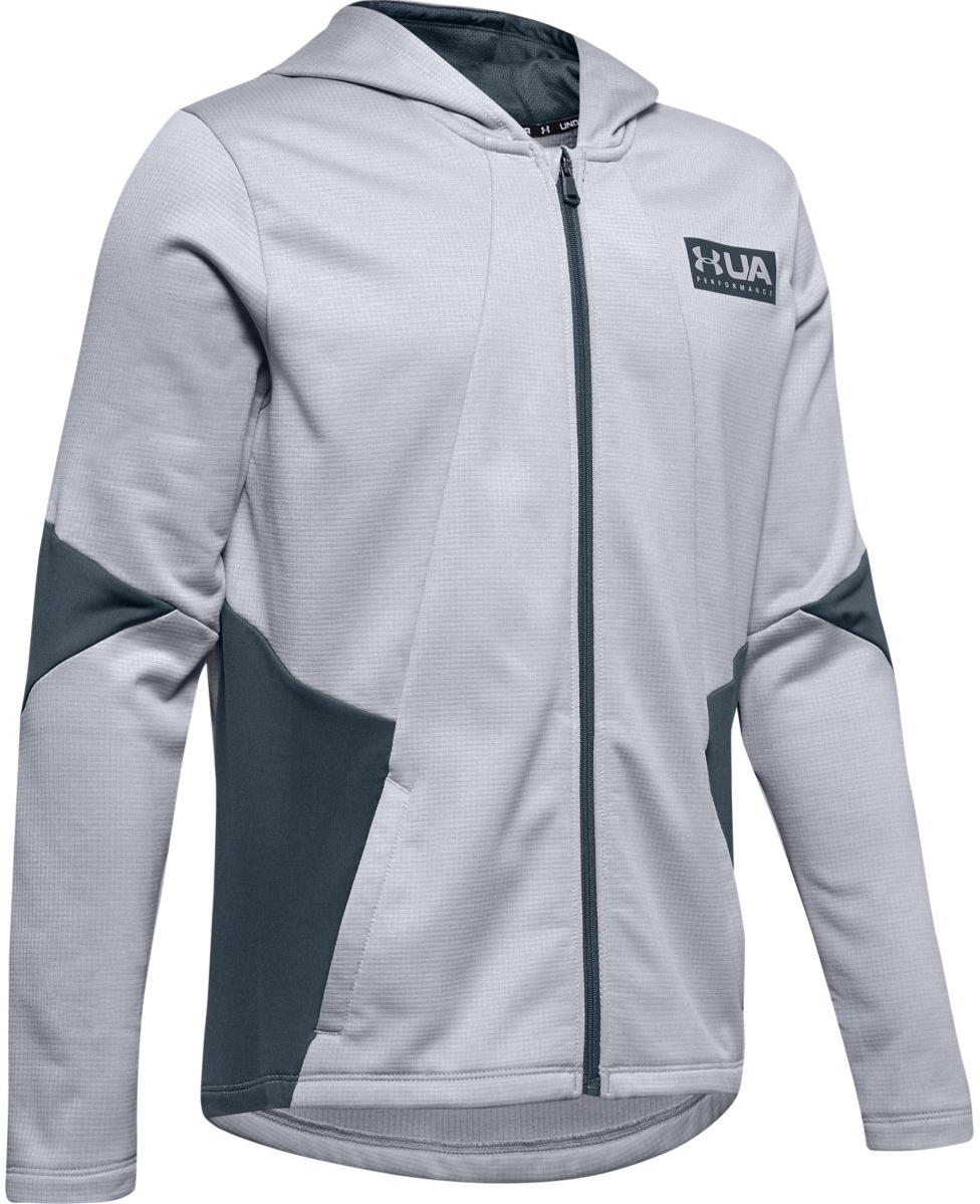 Felpe con cappuccio Under Armour Game Time Full Zip Hoody